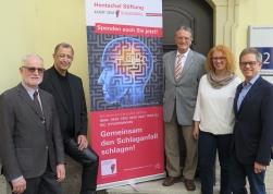 Spendenübergabe Voices-Jubiläumskonzert